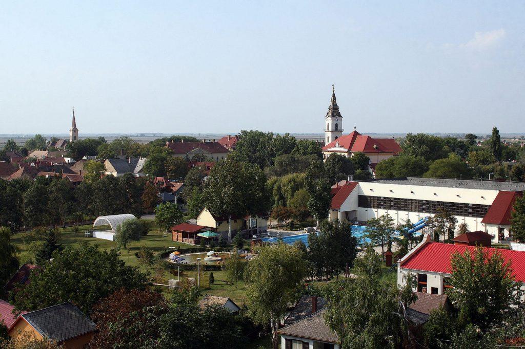 Kunszentmiklósi Panzió - Szállás Kunszentmiklós - városkép
